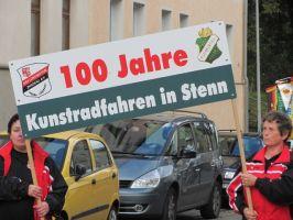 2012_100_Jahre_Kunstradfahren_in_Stenn