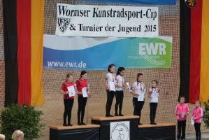 Wormser Cup und Turnier der Jugend
